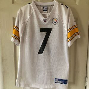 YOUTH Steelers #7 Jersey XL